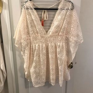 Xhilaration Swim coverup